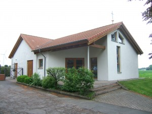 St. Dionysius-Kapelle in Adensen