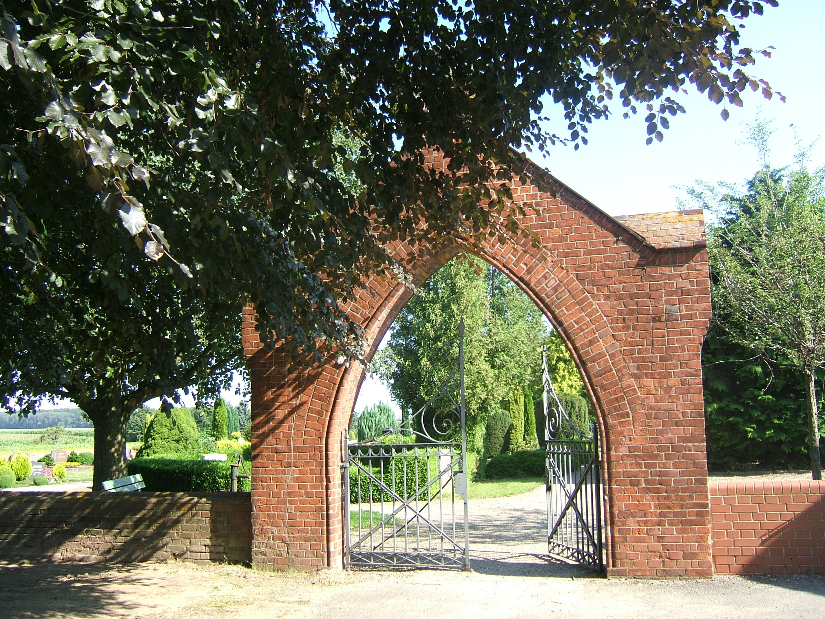 Friedhof Adensen