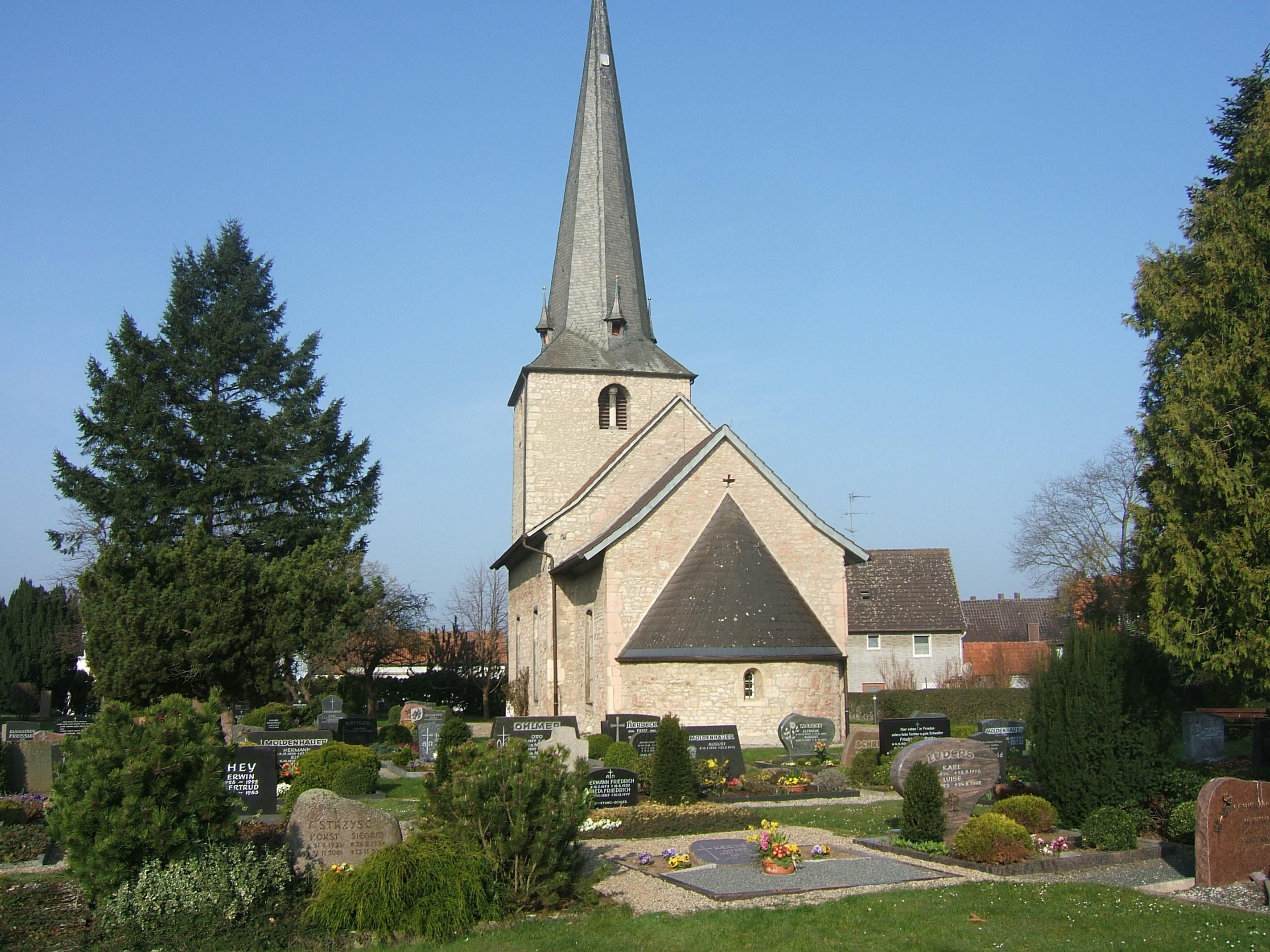 Burgstemmen Friedhof