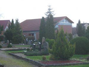 Friedhofskapelle Rössing