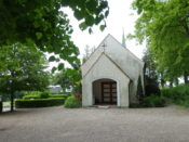 Kapelle Friedhof in Elze Leine