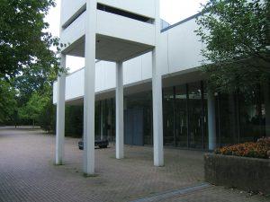 Hildesheim Südfriedhof Glockenturm