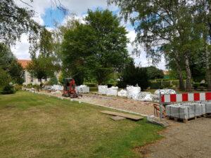 Sanierung Friedhof Nordstemmen