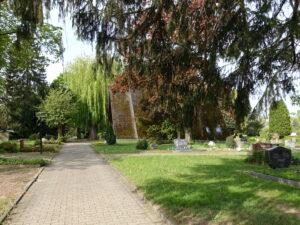 Kapelle Friedhof Moritzberg
